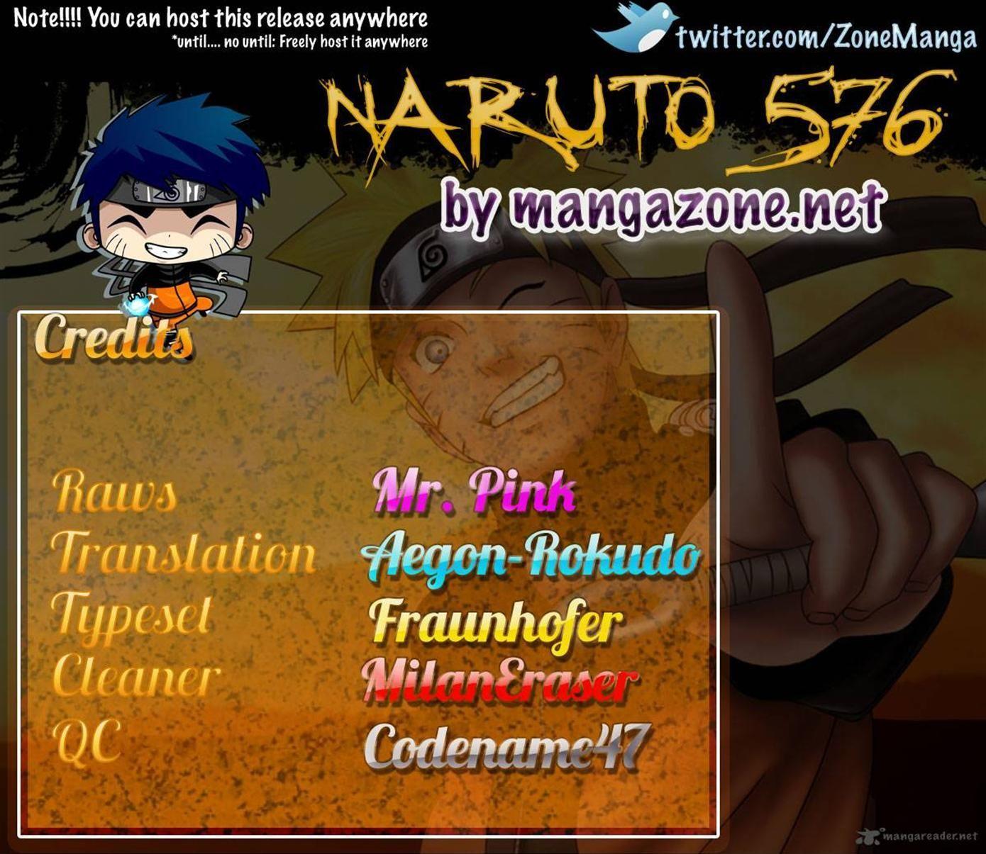 Naruto Chapter 576 Full Manga Read Scan Image 19