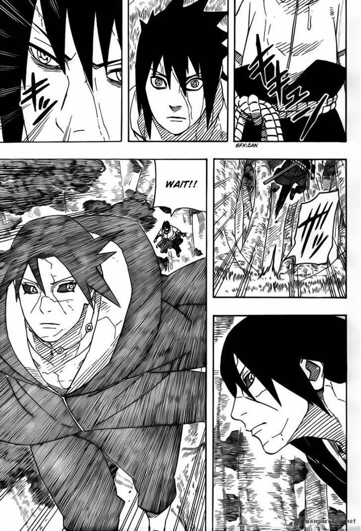 Naruto Chapter 576 Full Manga Read Scan Image 3