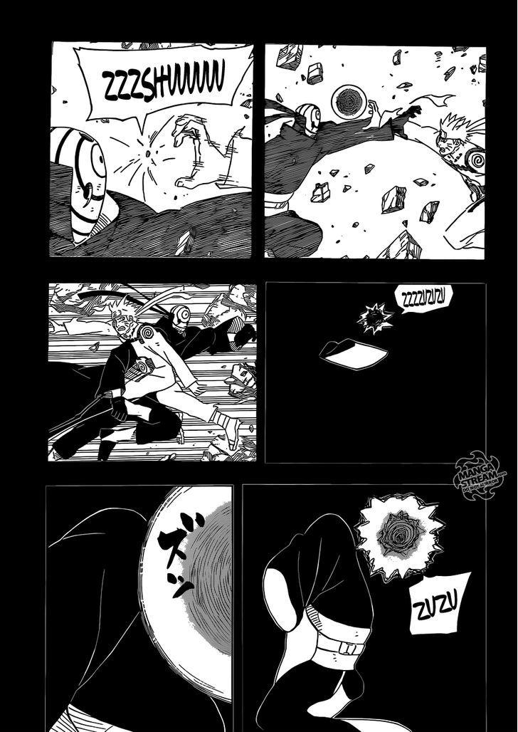 Naruto Chapter 597 Full Manga Read Scan Image 16
