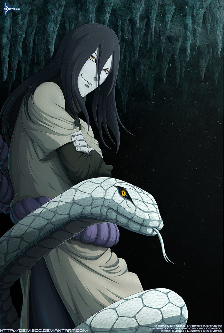 Naruto Chapter 597 Full Manga Read Scan Image 5