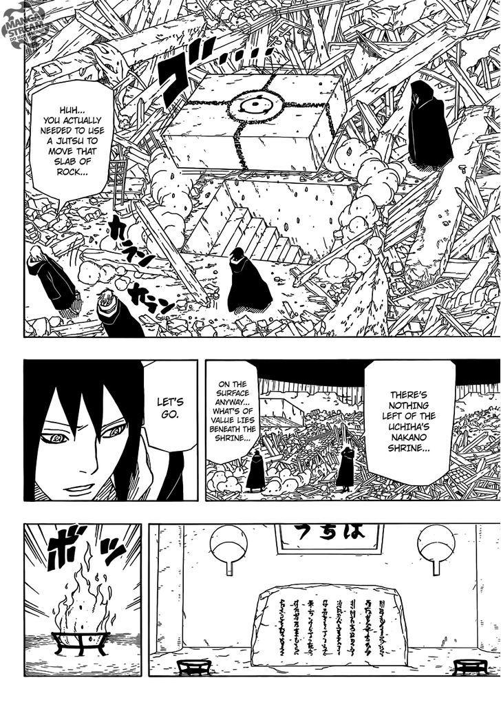Naruto Chapter 618 Full Manga Read Scan Image 10
