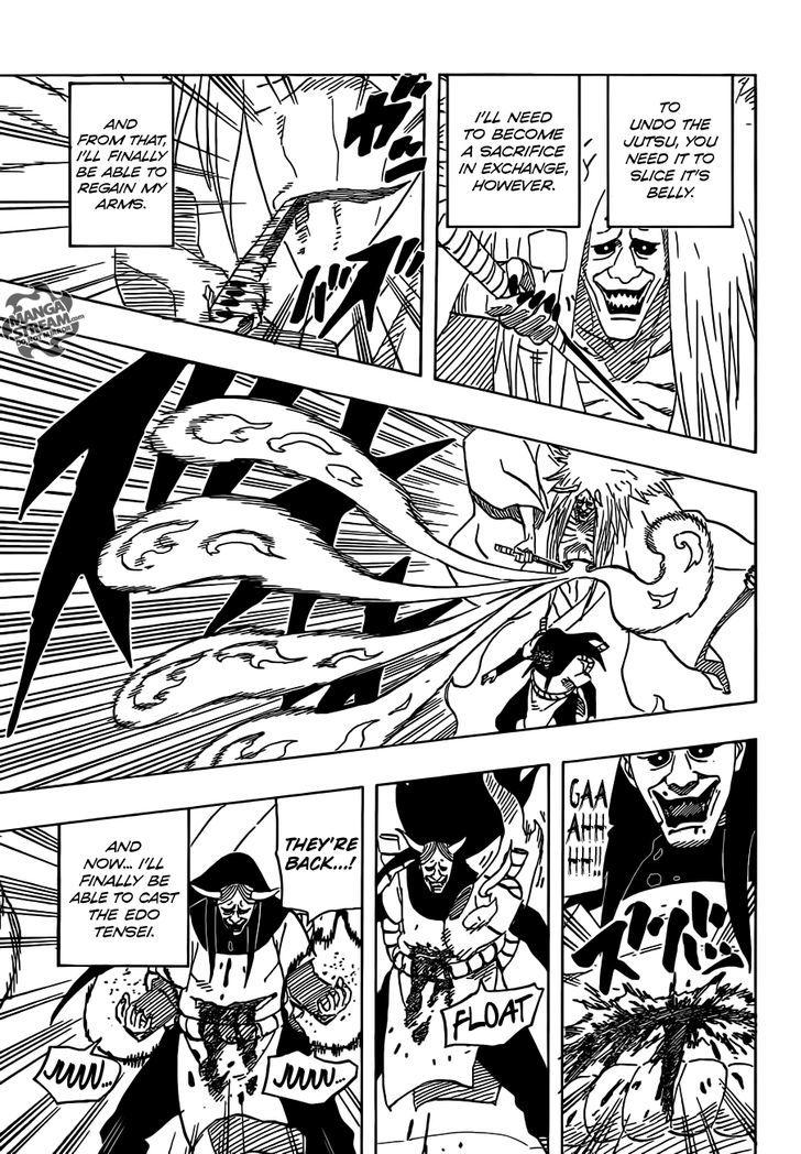 Naruto Chapter 618 Full Manga Read Scan Image 13