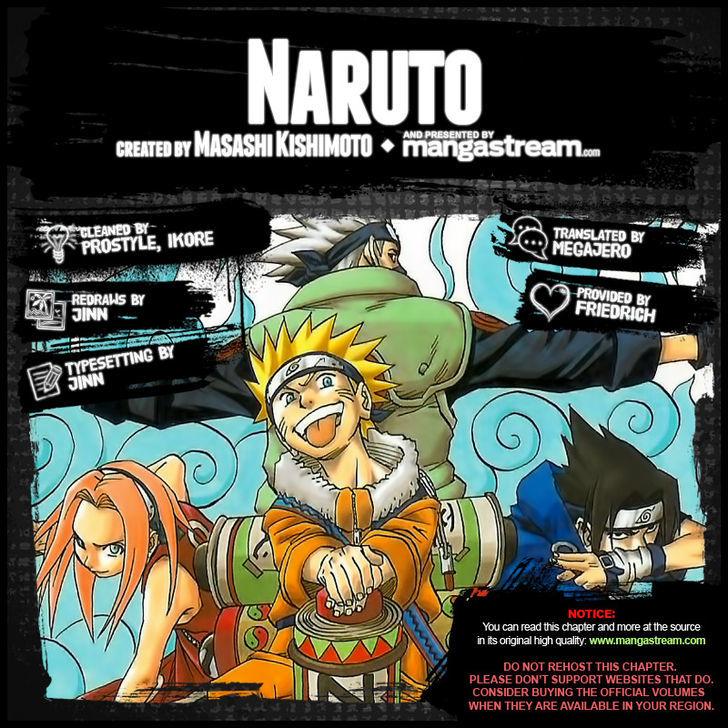 Naruto Chapter 618 Full Manga Read Scan Image 2