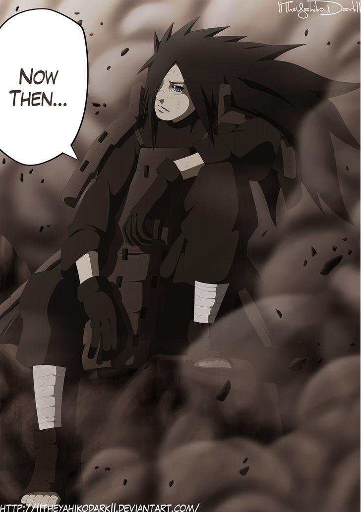 Naruto Chapter 618 Full Manga Read Scan Image 20