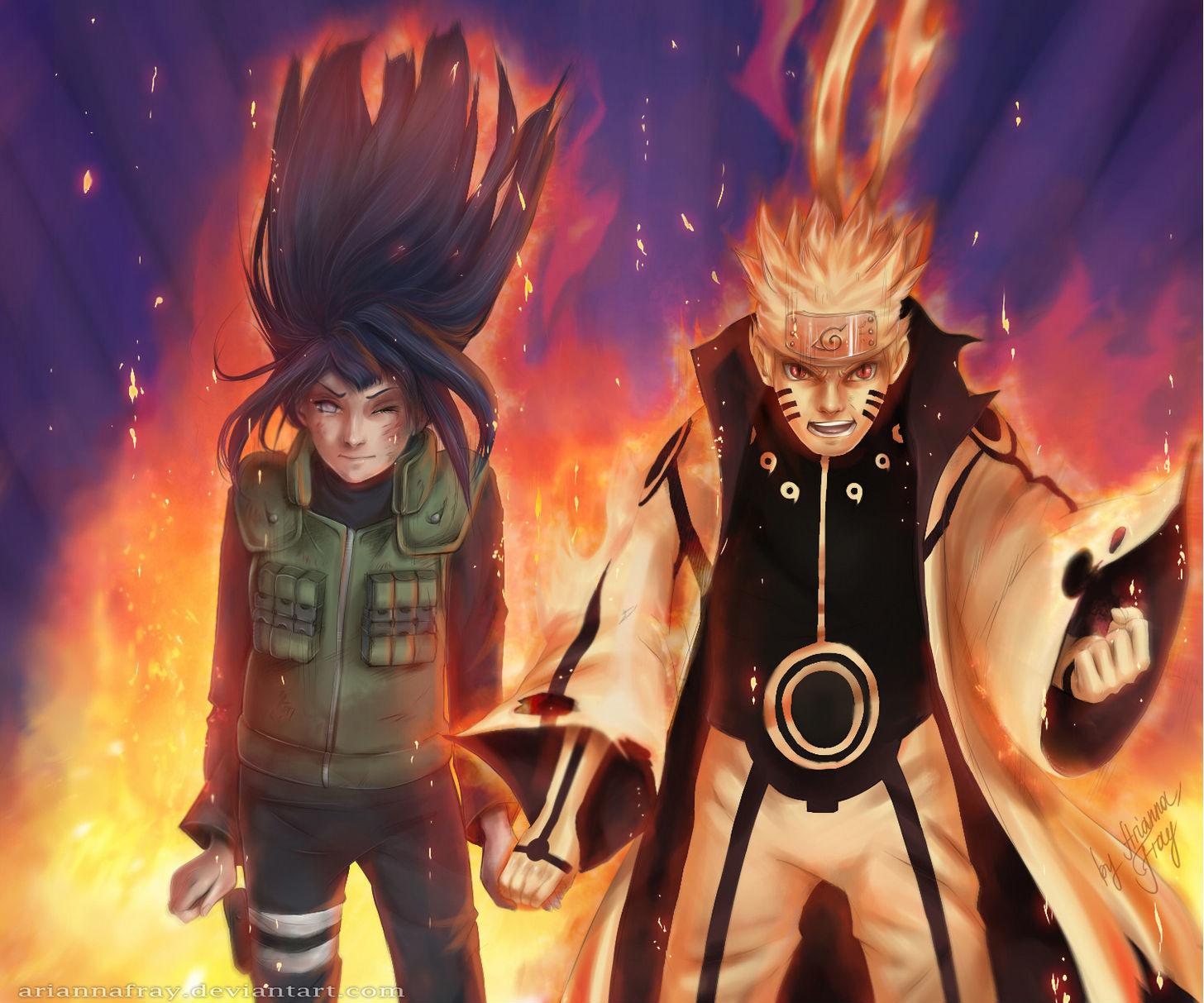 Naruto Chapter 618 Full Manga Read Scan Image 3