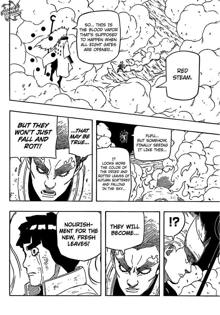 Naruto Chapter 668 Full Manga Read Scan Image 18