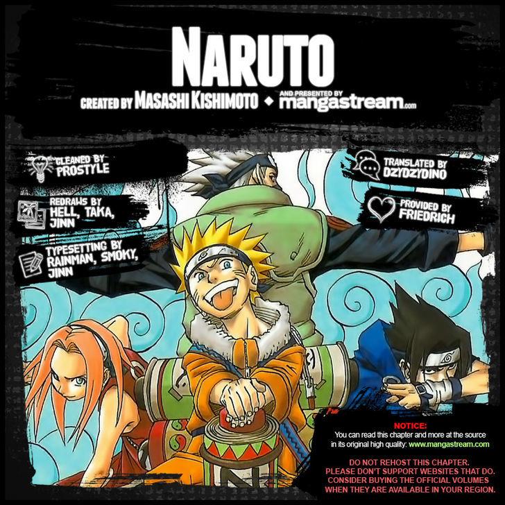 Naruto Chapter 668 Full Manga Read Scan Image 2
