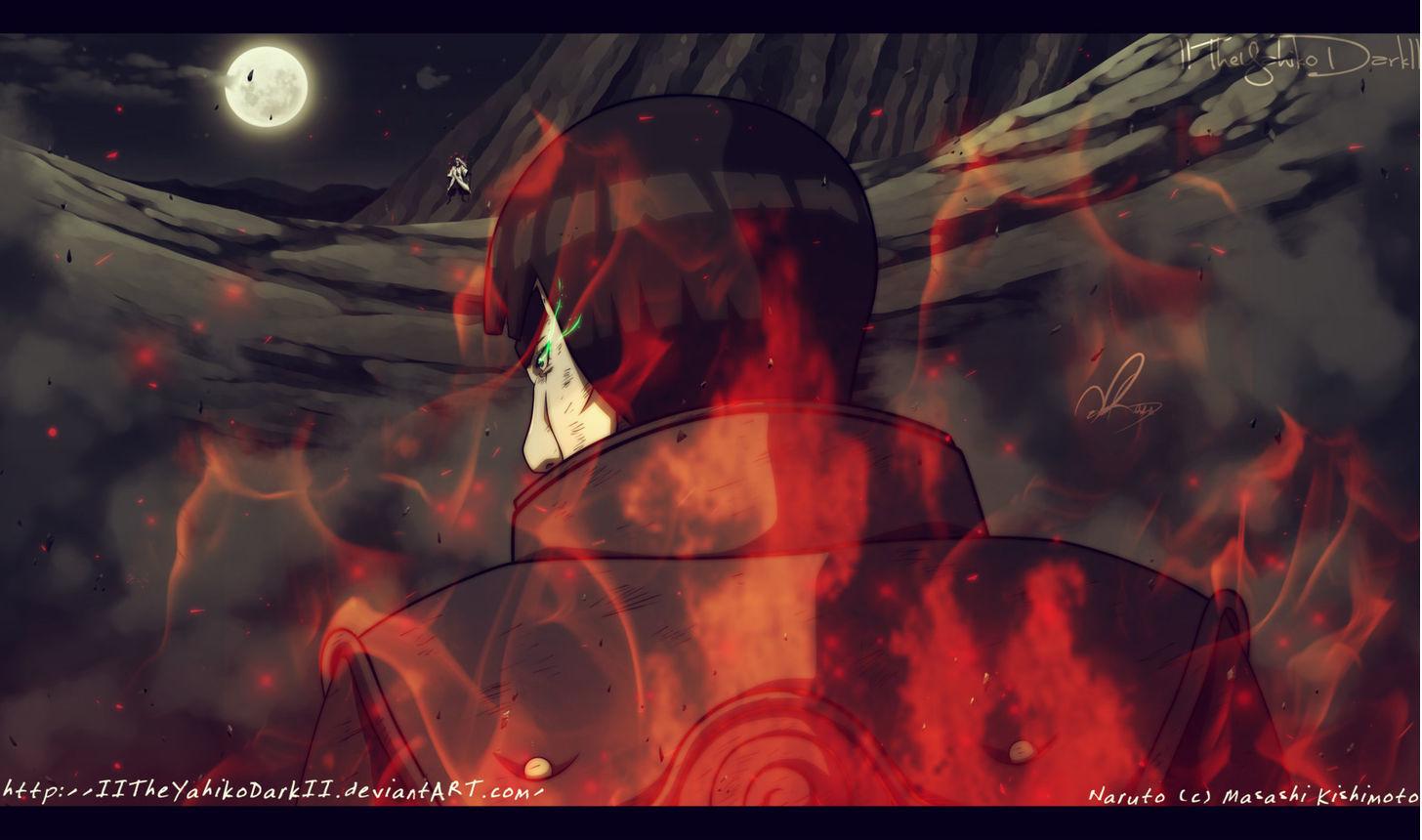 Naruto Chapter 668 Full Manga Read Scan Image 21
