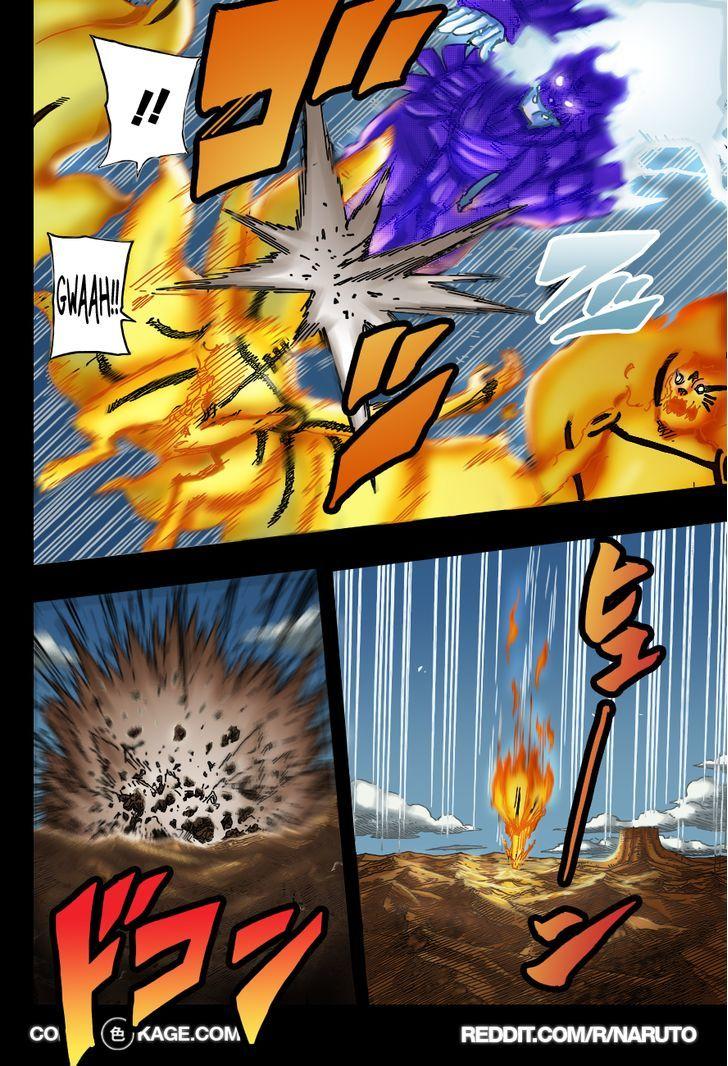 Naruto Chapter 696.1 Full Manga Read Scan Image 10