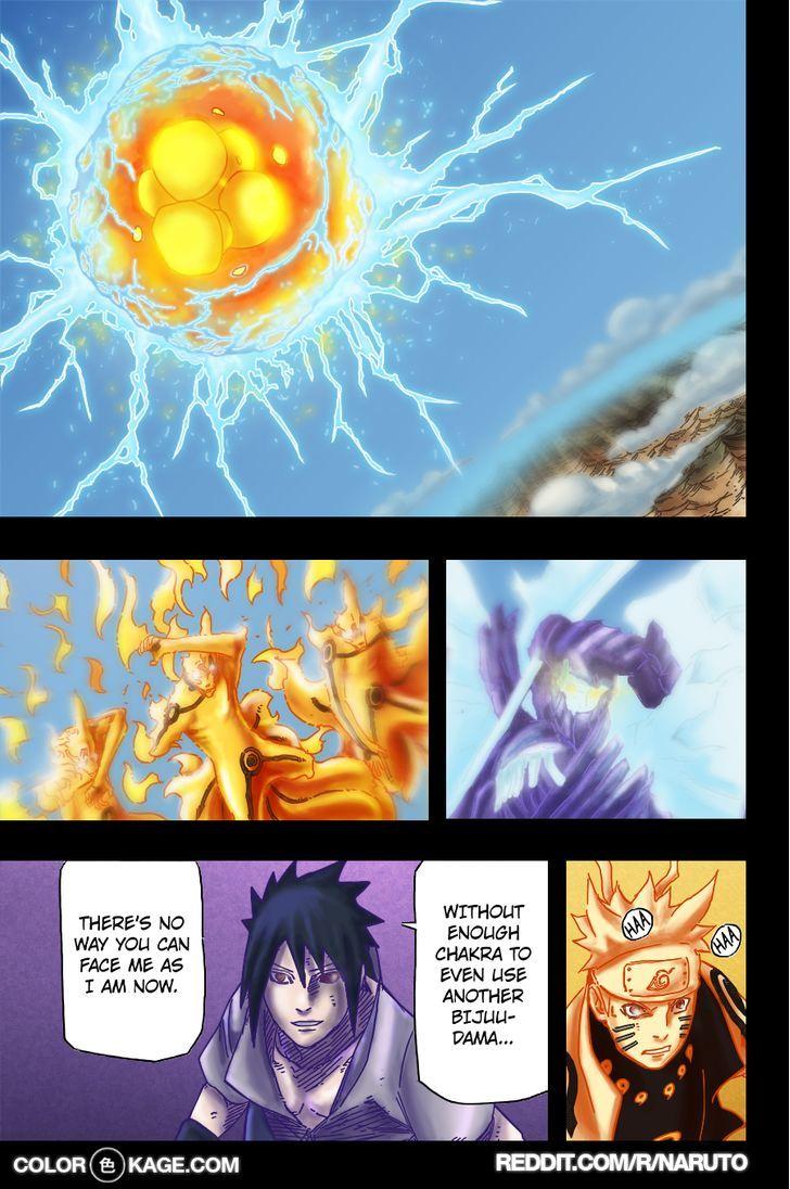 Naruto Chapter 696.1 Full Manga Read Scan Image 13
