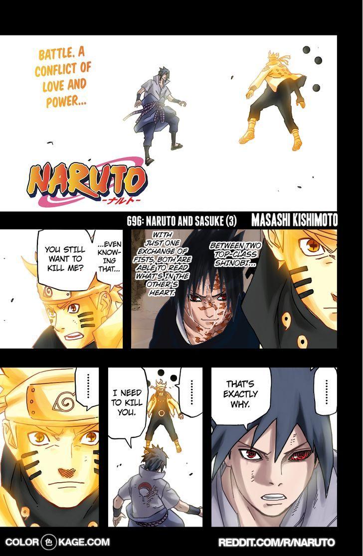 Naruto Chapter 696.1 Full Manga Read Scan Image 2