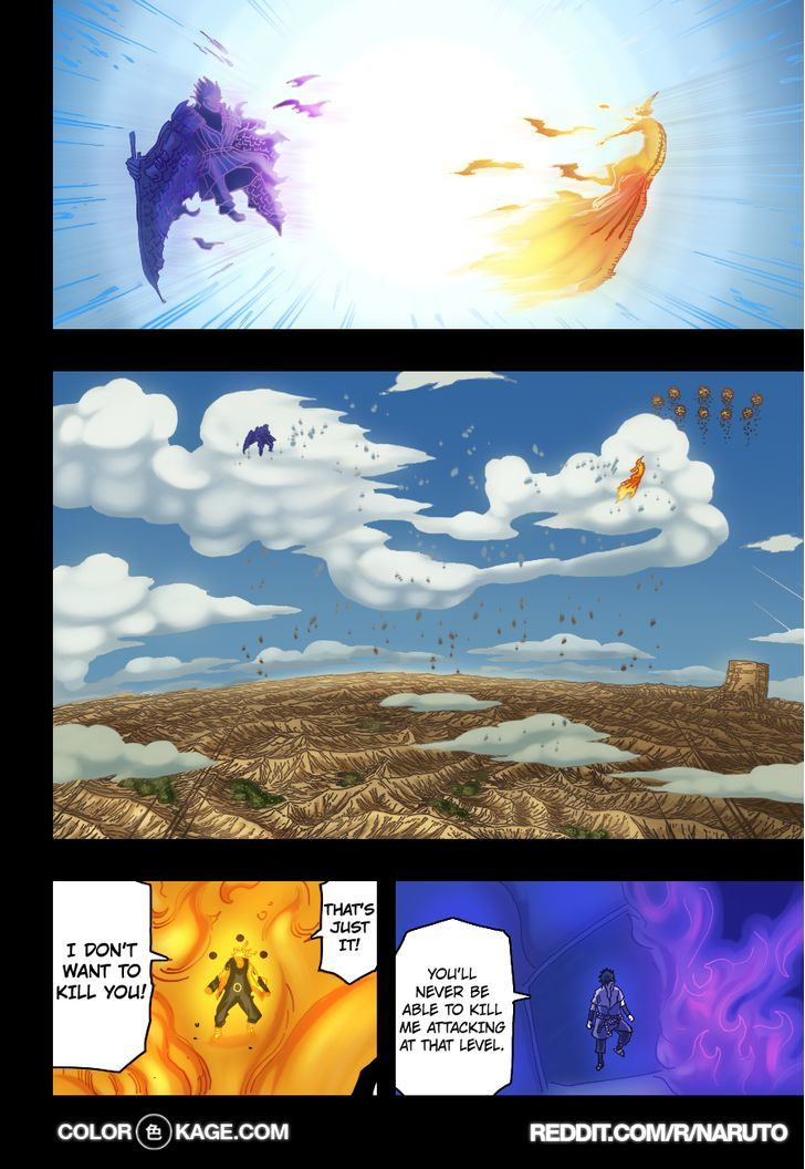 Naruto Chapter 696.1 Full Manga Read Scan Image 5