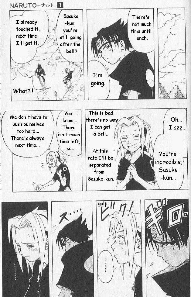Naruto Chapter 7 Full Manga Read Scan Image 15