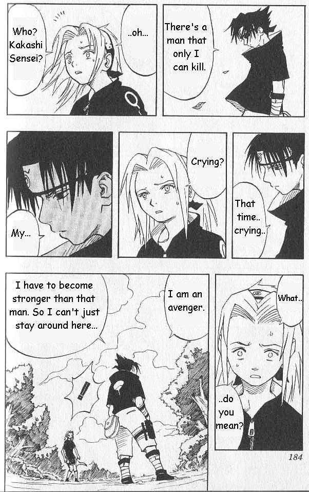 Naruto Chapter 7 Full Manga Read Scan Image 16