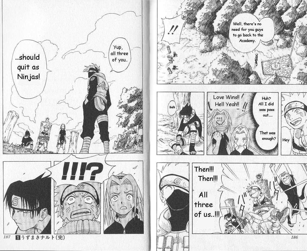 Naruto Chapter 7 Full Manga Read Scan Image 18