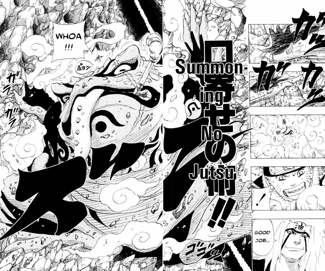 Naruto Chapter 95 Full Manga Read Scan Image 18