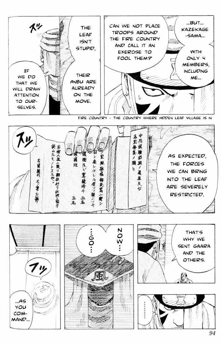 Naruto Chapter 95 Full Manga Read Scan Image 8