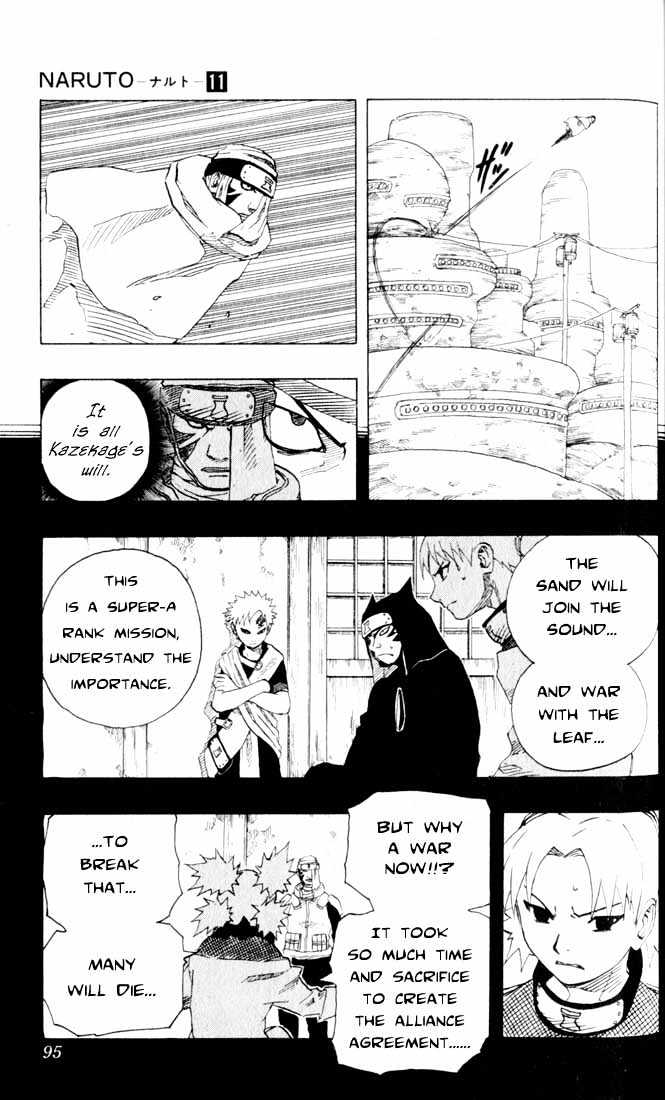 Naruto Chapter 95 Full Manga Read Scan Image 9