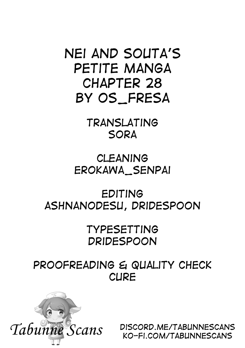 Nei and Soutas Petite Manga Chapter 28  Online Free Manga Read Image 4