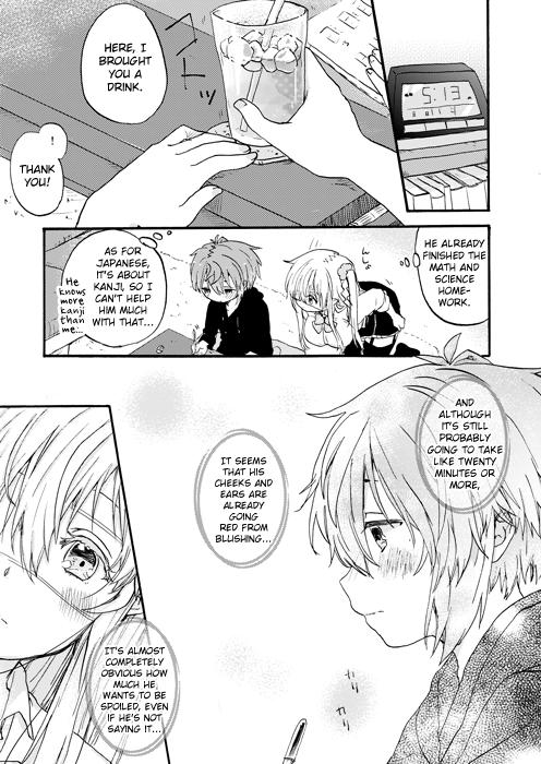 Nei and Soutas Petite Manga Chapter 29  Online Free Manga Read Image 2