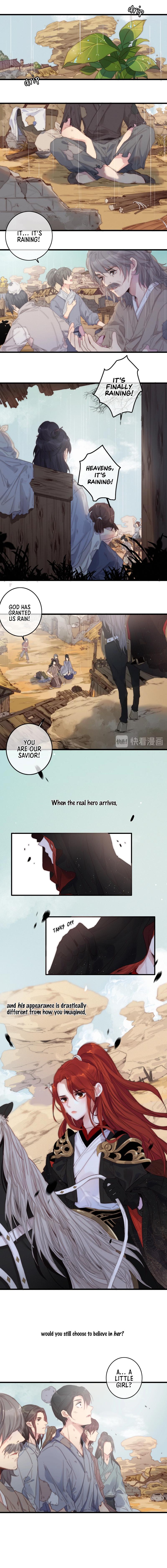 Ni Yu God Is A Girl Chapter 1  Online Free Manga Read Image 2