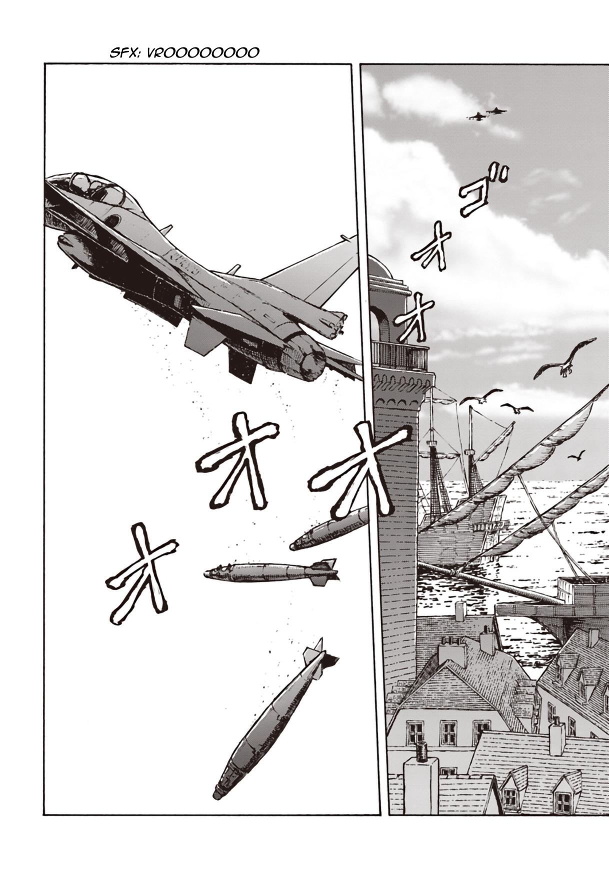 Nihonkoku Shoukan Chapter 11  Online Free Manga Read Image 14