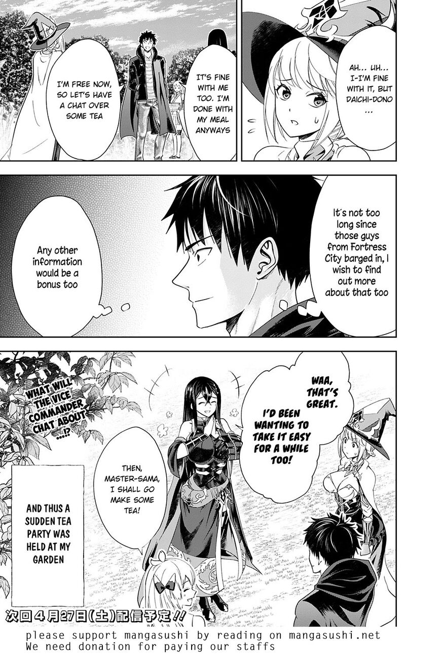 Ore No Ie Ga Maryoku Spot Datta Ken Sundeiru Dake De Sekai Saikyou Chapter 40  Online Free Manga Read Image 12
