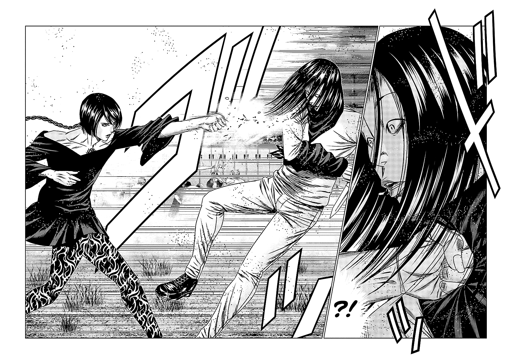 Out Makoto Mizuta Chapter 158  Online Free Manga Read Image 14