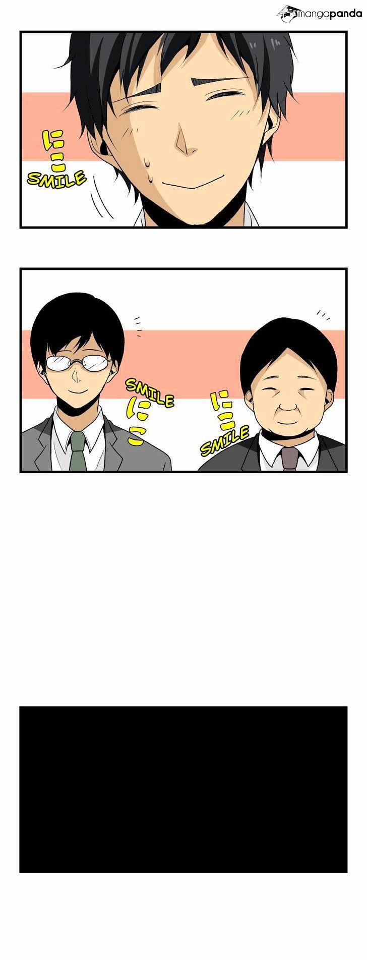 ReLIFE Chapter 1  Online Free Manga Read Image 6