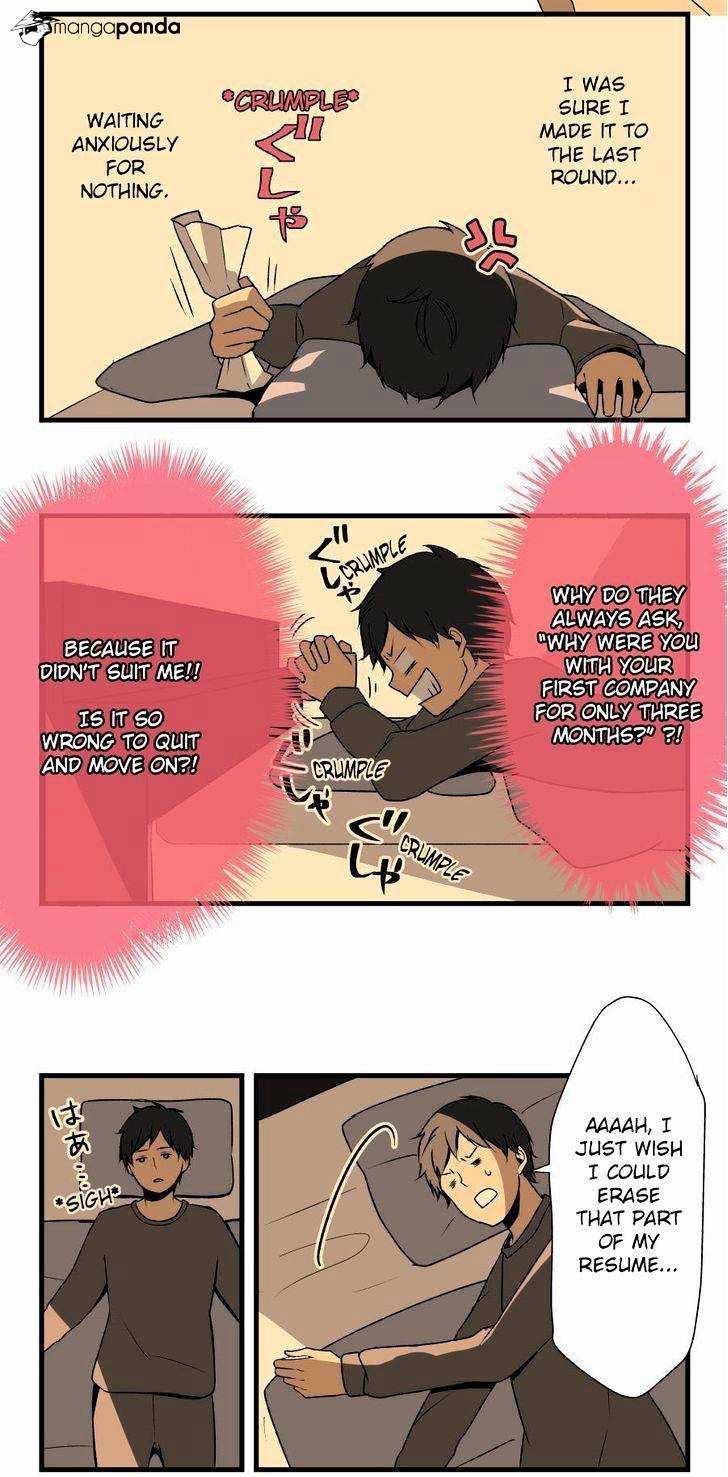 ReLIFE Chapter 1  Online Free Manga Read Image 9