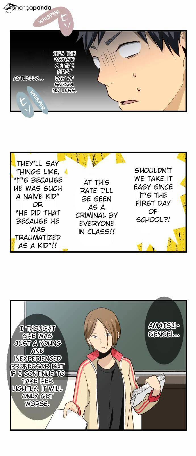 ReLIFE Chapter 10  Online Free Manga Read Image 4
