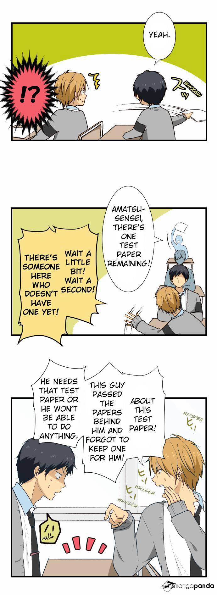 ReLIFE Chapter 10  Online Free Manga Read Image 7