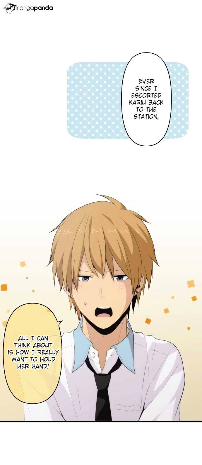 ReLIFE Chapter 100  Online Free Manga Read Image 1