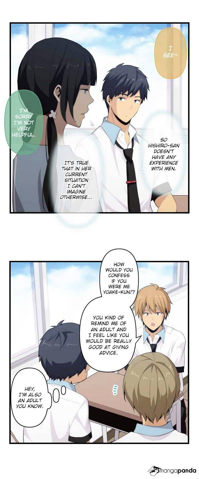 ReLIFE Chapter 100  Online Free Manga Read Image 11