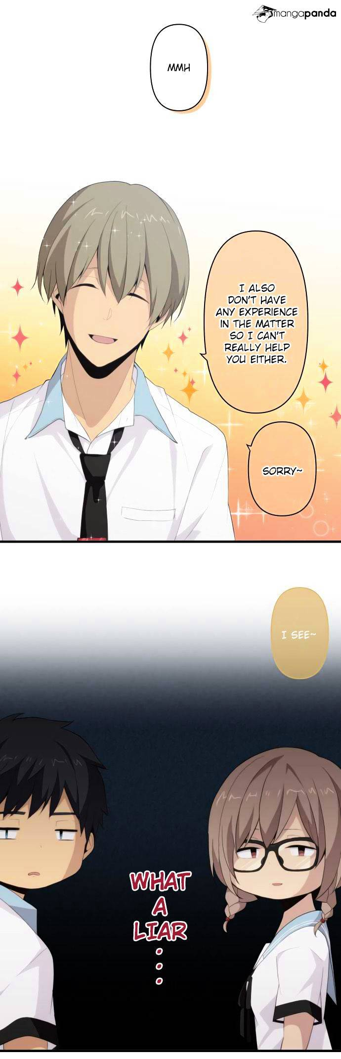 ReLIFE Chapter 100  Online Free Manga Read Image 12