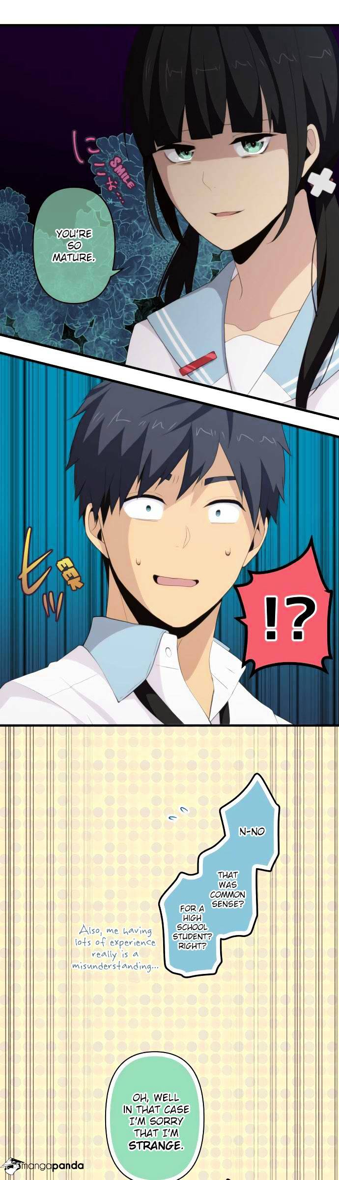 ReLIFE Chapter 100  Online Free Manga Read Image 15