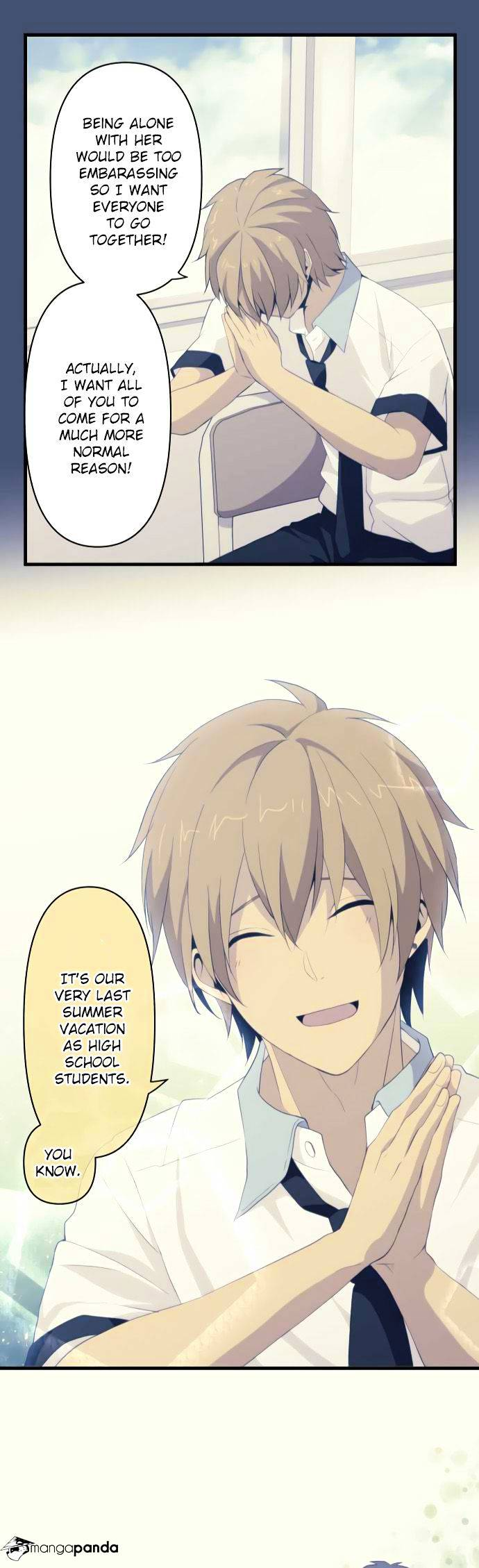 ReLIFE Chapter 100  Online Free Manga Read Image 27