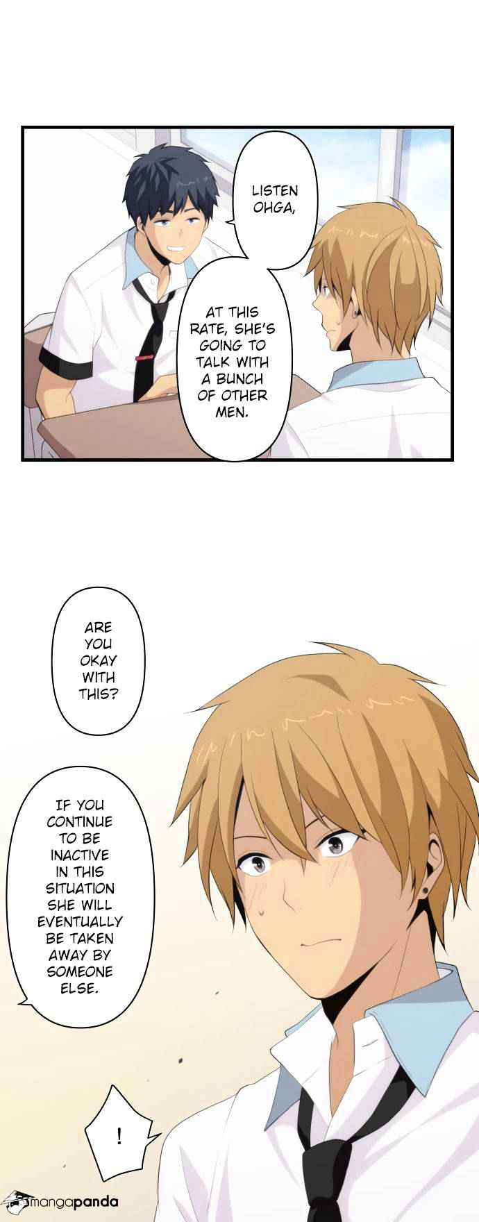 ReLIFE Chapter 100  Online Free Manga Read Image 8