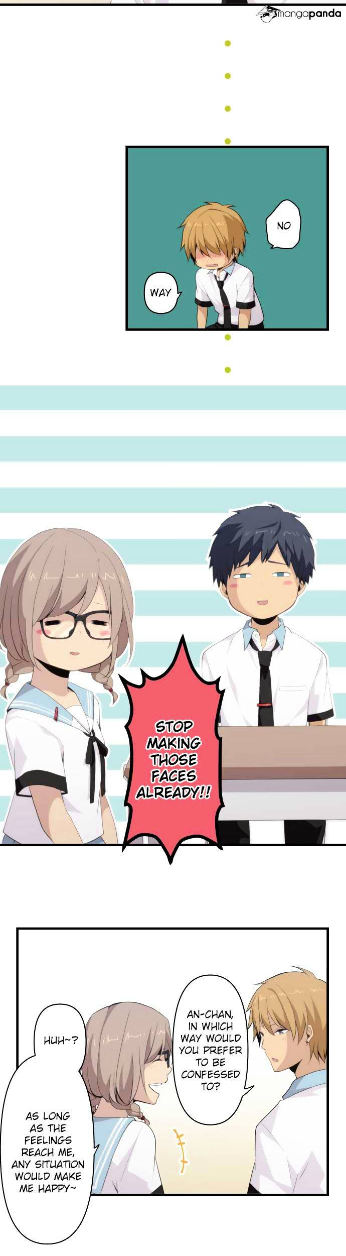ReLIFE Chapter 100  Online Free Manga Read Image 9
