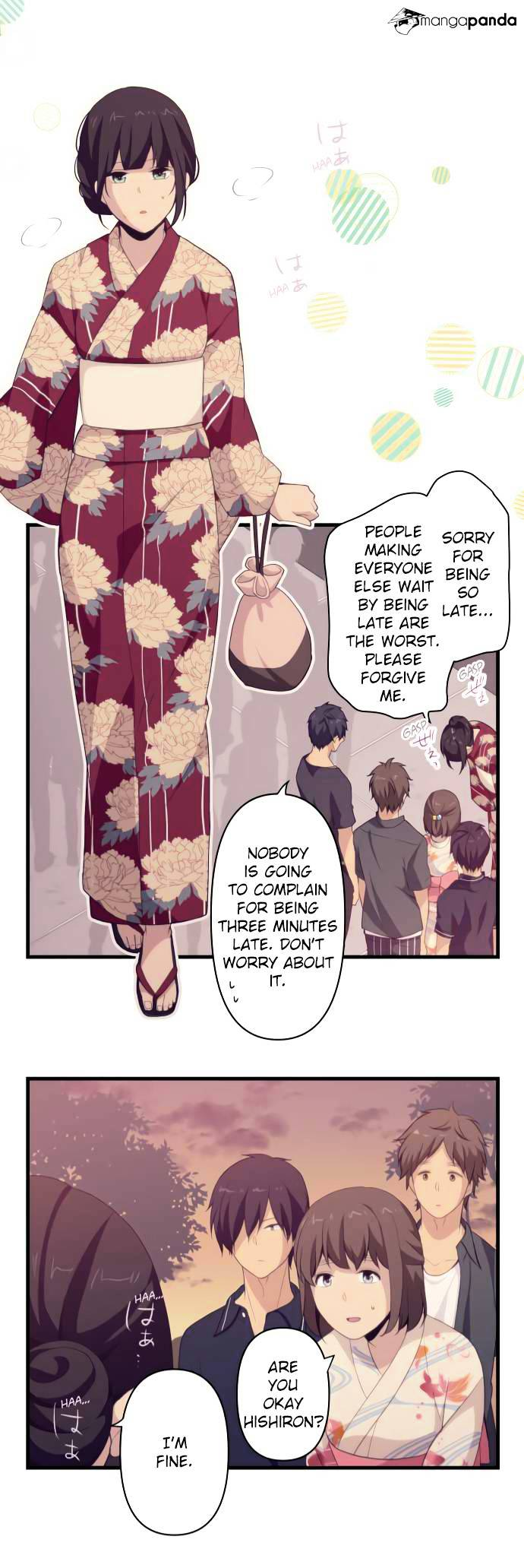 ReLIFE Chapter 101  Online Free Manga Read Image 21