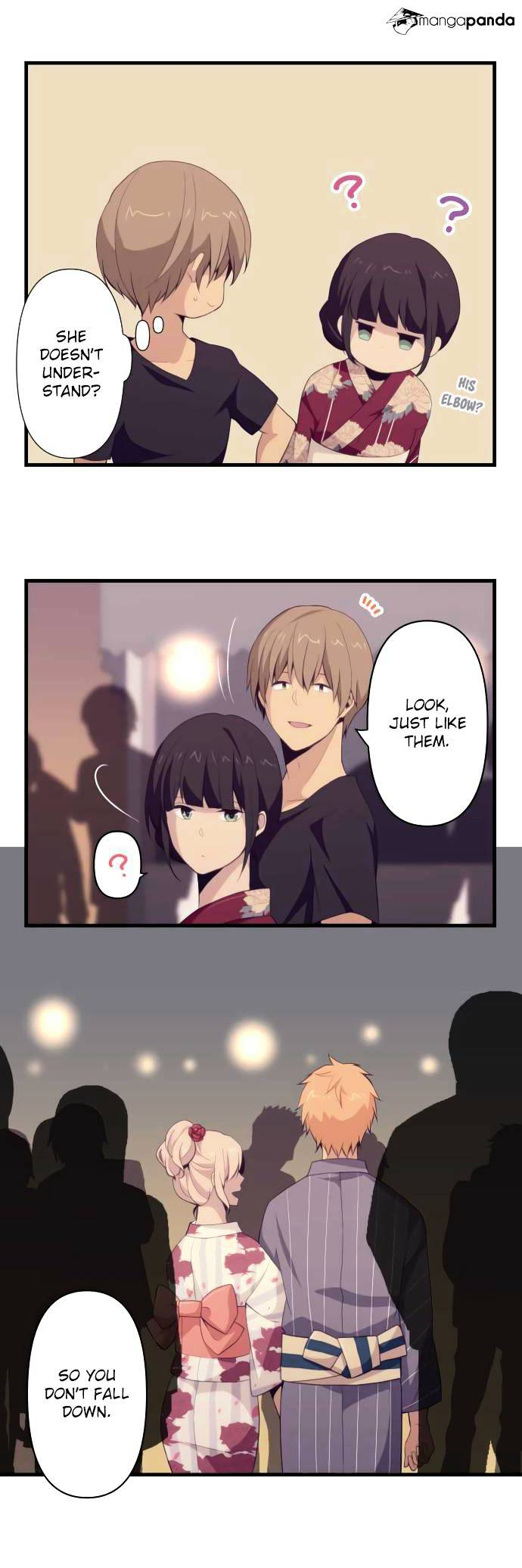 ReLIFE Chapter 102  Online Free Manga Read Image 10