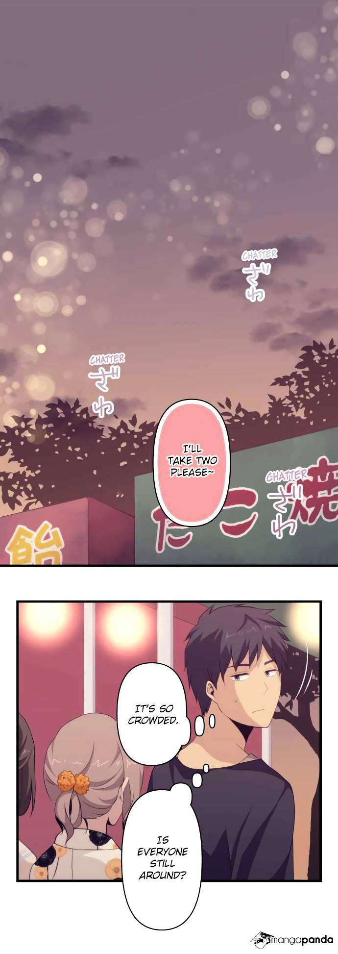 ReLIFE Chapter 102  Online Free Manga Read Image 12