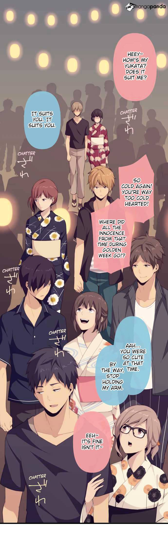 ReLIFE Chapter 102  Online Free Manga Read Image 5