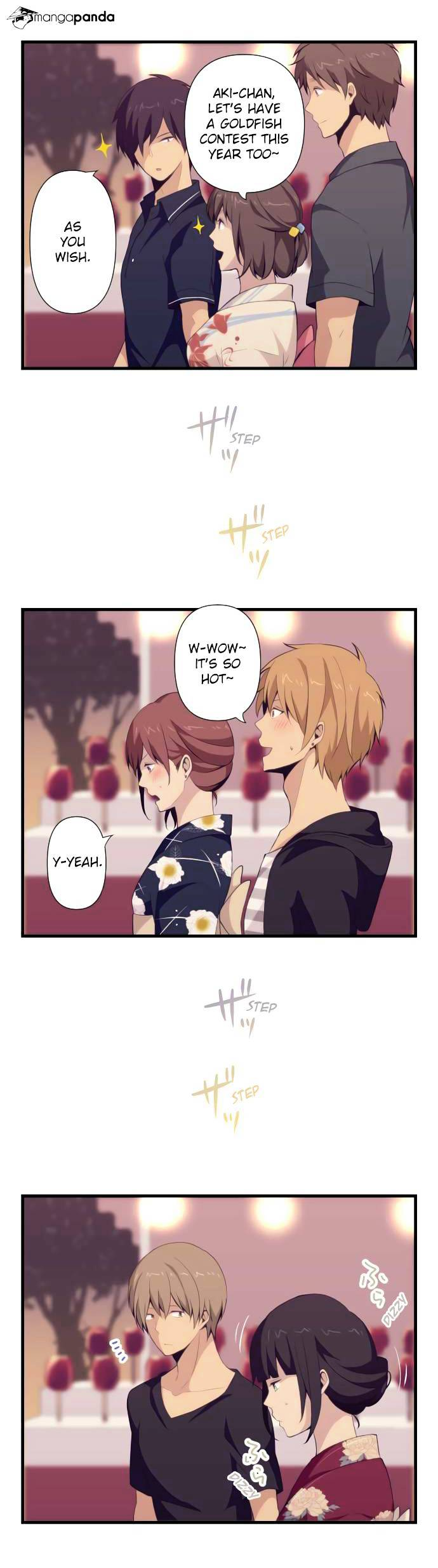 ReLIFE Chapter 102  Online Free Manga Read Image 6