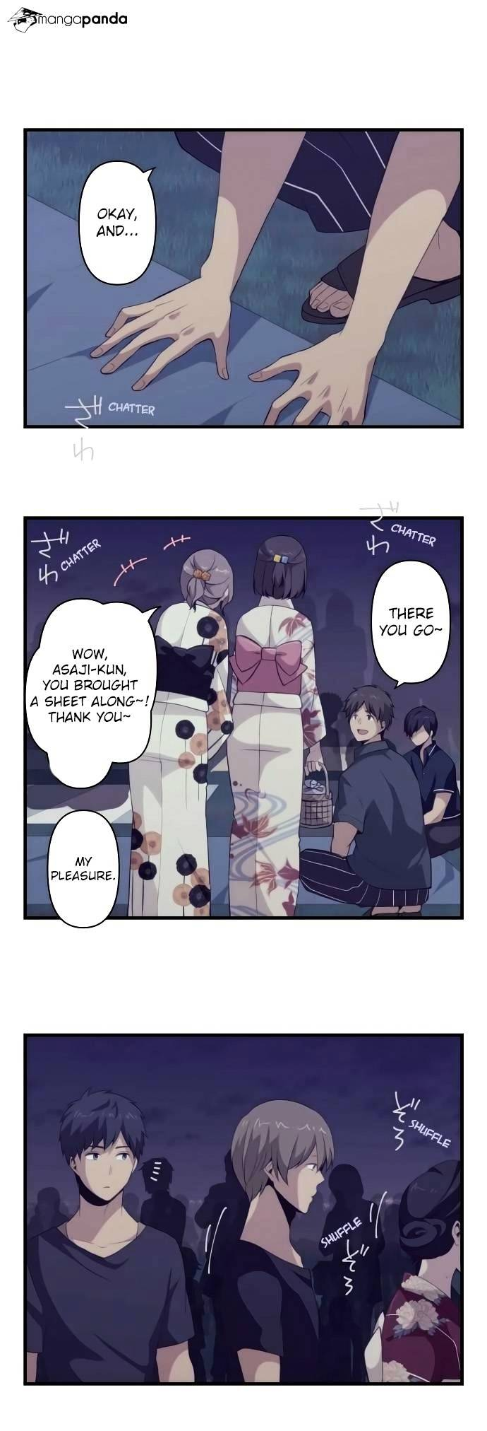 ReLIFE Chapter 103  Online Free Manga Read Image 6