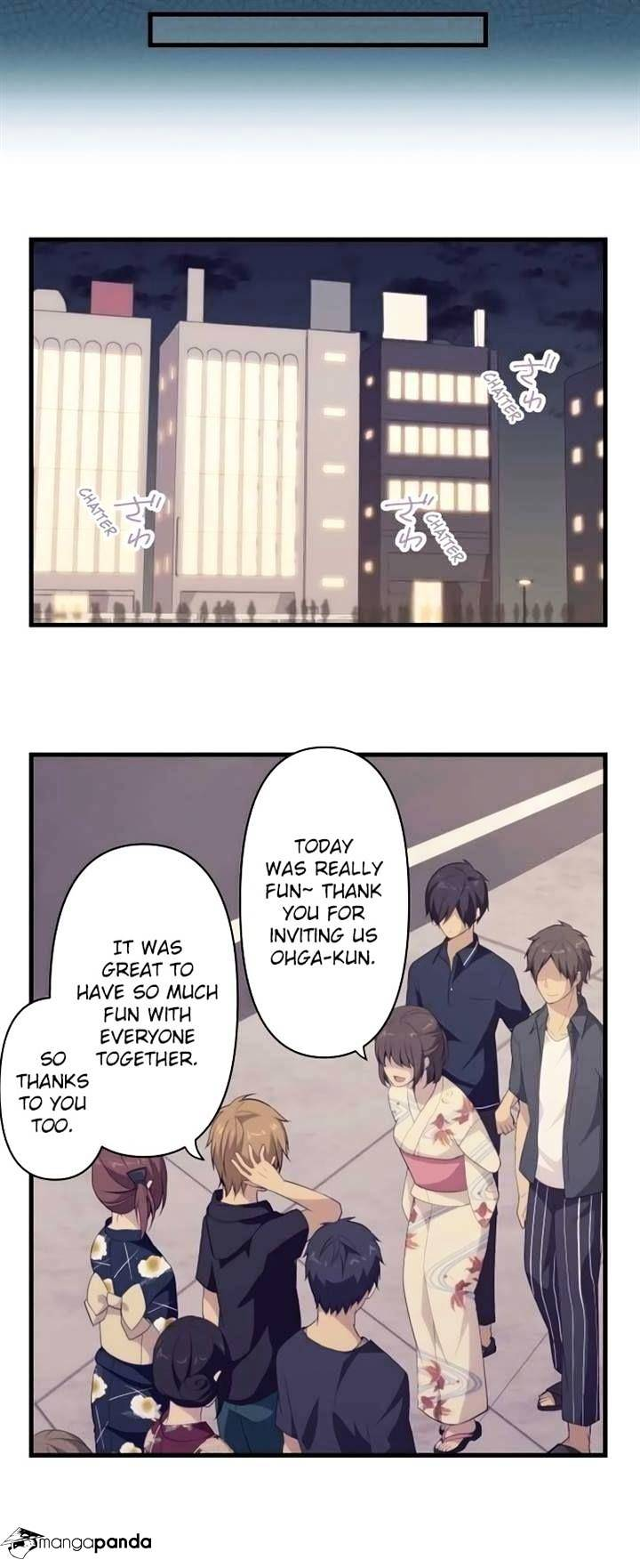 ReLIFE Chapter 104  Online Free Manga Read Image 16