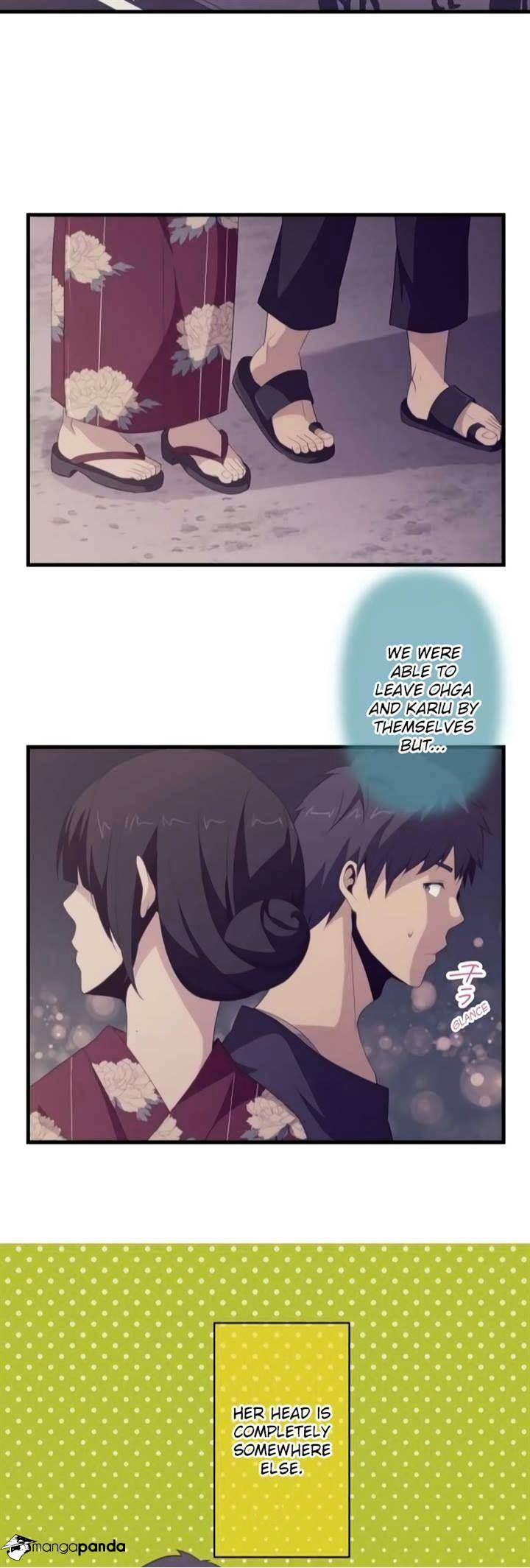ReLIFE Chapter 104  Online Free Manga Read Image 23