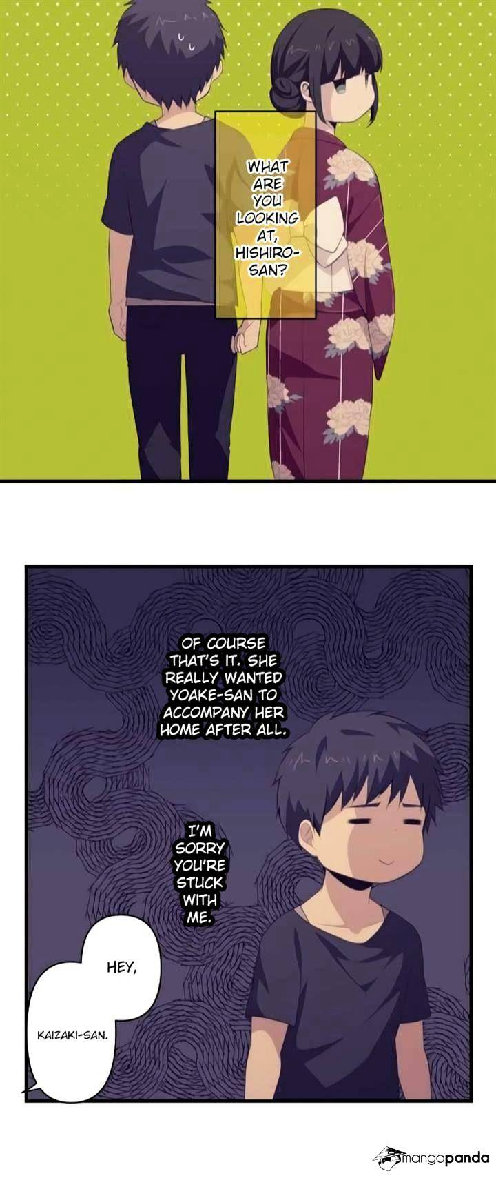 ReLIFE Chapter 104  Online Free Manga Read Image 24