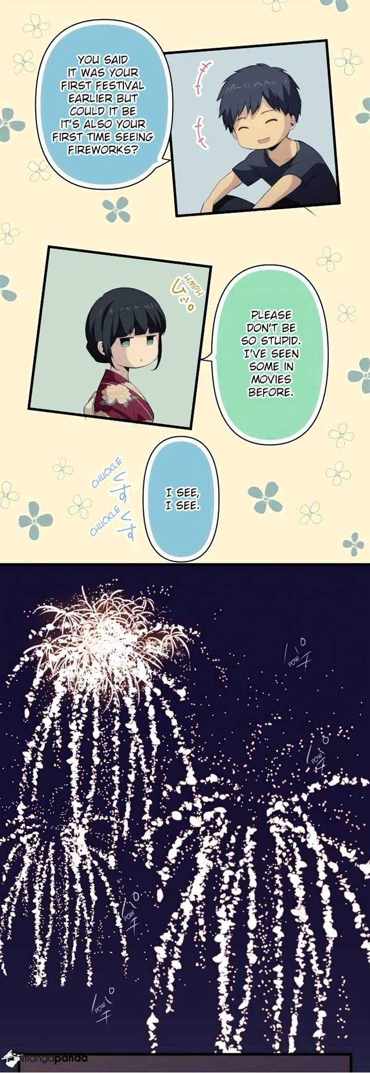 ReLIFE Chapter 104  Online Free Manga Read Image 9