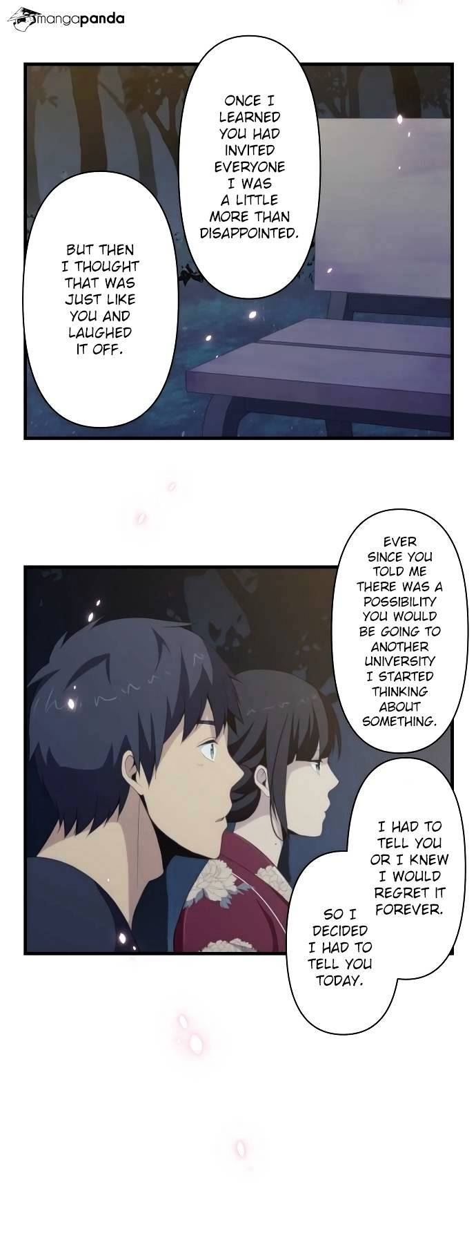 ReLIFE Chapter 105  Online Free Manga Read Image 20